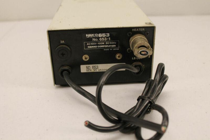 Hakko 653-1 Temperature Controller