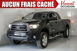 2013 Toyota Tundra 2013+SR5+DOUBLE CAB+4WD+MARCHE-PIED+GROSSE RO