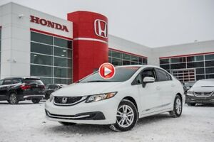 2014 Honda Civic LX BERLINE