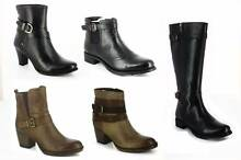 Brand New Ladies Leather Winter Boots (sizes 37-41) from $55 West Pennant Hills The Hills District Preview