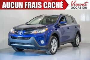 2014 Toyota RAV4 2014+XLE+AWD+TOIT+MAGS+CAMERA RECUL+FOGS ONE OW