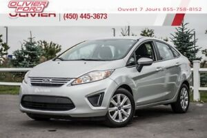 2013 Ford Fiesta SE AUTO MAGS+GR ÉLECT+BLUETOOTH+A/C MAGS+ELECTR
