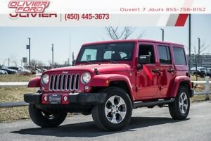 2018 Jeep WRANGLER JK UNLIMITED Sahara UNLIMITED 4X4 MAGS NAV A/