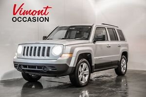 2011 Jeep Patriot NORTH EDITION AWD MAGS GR. ÉLECT. COMPLET NO A