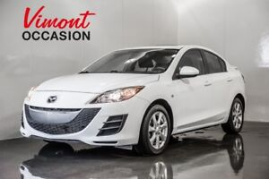 2010 Mazda Mazda3 GS GR.ELECTRIQUE+TOIT OUVRANT+ MAGS+ BLUETOOTH