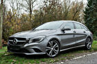 Mercedes CLA Shooting Brake (X117) 220d Test