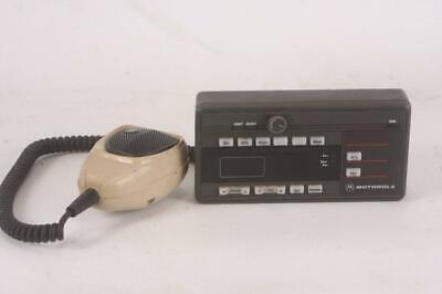Motorola Maratrac Remote Head Hcn1090a With Mic