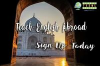 Get Certified to teach English - 50% off (Spring Special)