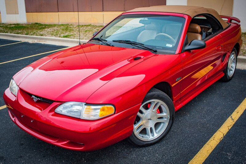 Image 10 Voiture Américaine d'occasion Ford Mustang 1996