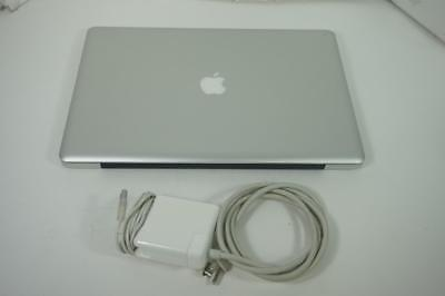 """Used Apple MacBook Pro Core 2 Duo 3.06GHz 17"""" 500GB 8GB A1297 2009 01MB025"""