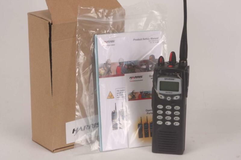 Harris P7200 Radio 7/800 MHz MAPT-T7HXX    NEW