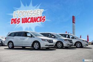 2015 Honda ODYSSEY EX-RES GARANTIE 10ANS/200,000 KILOMETRES*