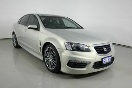 2012 Holden Special Vehicles Senator E3 MY12 Signature Beige 6 Speed Auto Active Sequential Sedan Bentley Canning Area Preview