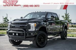 2018 Ford Super Duty F-250 SRW Lariat LARIAT BLACK OPS BY TUSCAN