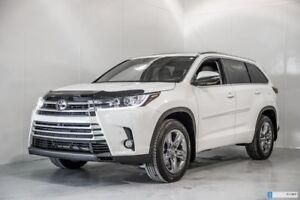 2017 Toyota Highlander DEMO LIQUIDATION 3000$ ACCESSOIRES!!
