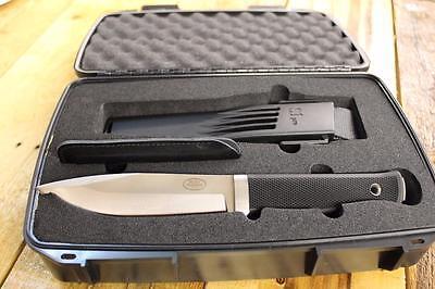 NEW Fallkniven S1 PRO Survival Knife, Zytel Sheath & Laminate Cobalt Steel Blade