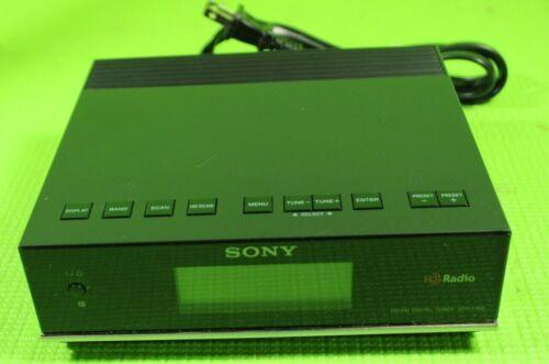 Sony XDR-F1HD Digital Tuner - Black (Radio Only, No Remote) Works Great!