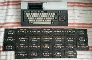 Philips SBC 1044 Monitor-Anschluß-Kabel für MSX 8-Bit Home-Computer NOS