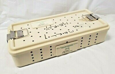 Sofamor Danek Medtronic 16mm Bone Dowel Instrumentation System Container Box