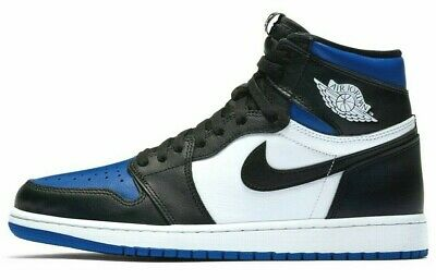 Air Jordan 1 Royal Toe Retro High OG Game Royal Blue 555088-041
