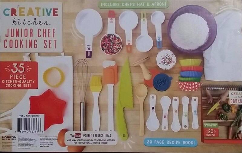 Kids Kitchen Set Recipe