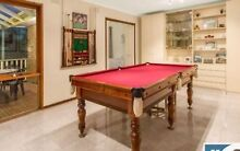 8 x 4 billiard table Wantirna Knox Area Preview