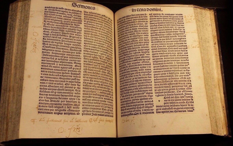 INCUNABULA 1495