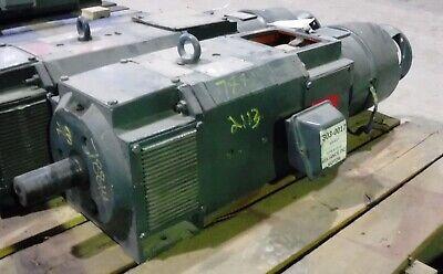 15 Hp Dc Reliance Electric Motor 1750 Rpm Sc2113atz Frame Dpfv 500 V