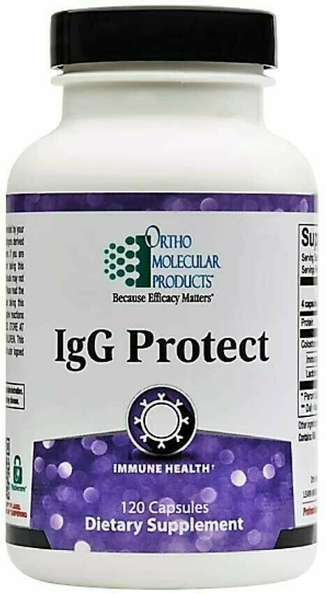 Ortho Molecular Products IgG Protect Capsules 120 Count