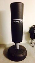 Freestanding boxing bag home gym equipment Upper Coomera Gold Coast North Preview