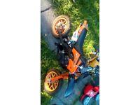 mini motos and spares