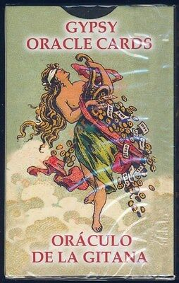 NEW Gypsy Oracle Deck Cards Sibilla Lo Scarabeo