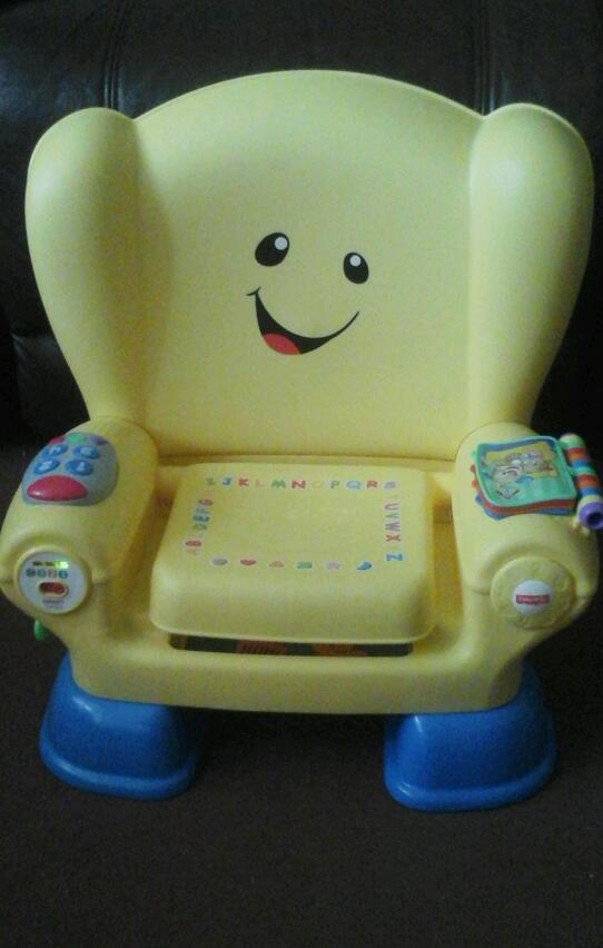 Fisher Price laugh & learn activities chair
