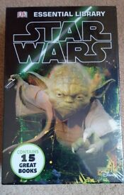 Star wars essential library books
