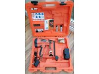 Paslode im65 f16 lithium finishing nailer.