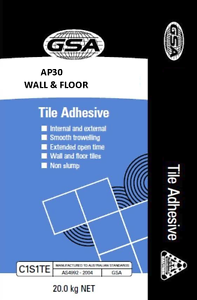 20KG TILE ADHESIVE St Marys Penrith Area Preview