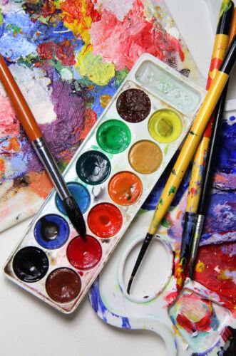 Tipps für die Auswahl von Farben & Malzubehör: Malen und Gestalten mit Aquarellfarben