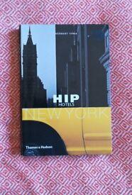 Hip Hotels New York by Herbert Ypma [Book]