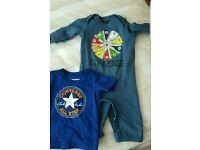 Baby boys converse clothes