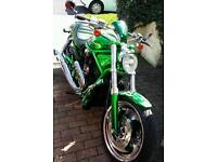 Harley vrod one off custom