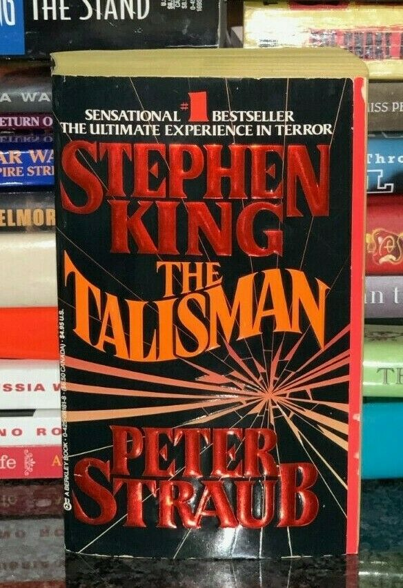 The Talisman By Stephen King And Peter Straub Paperback - 1985 Good Condition  - $5.99
