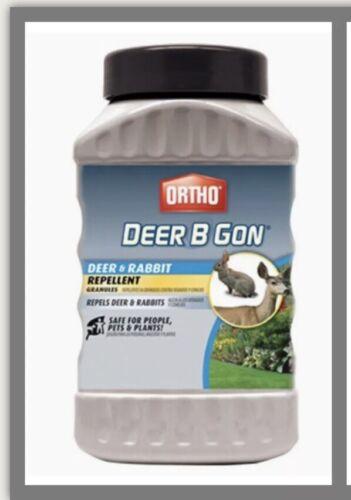Ortho Deer B Gone + Rabbit Repellent CONCENTRATE 64 oz Peopl