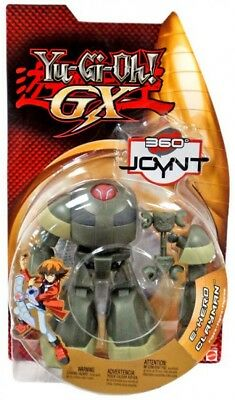 Yu-Gi-Oh GX 360 Joynt Series 1 Elemental Hero Clayman Action Figure
