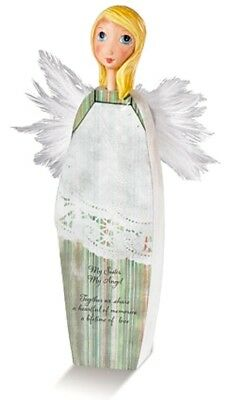 Sister Enfolding Wings Angel Text: My Sister,My AngelTogether....