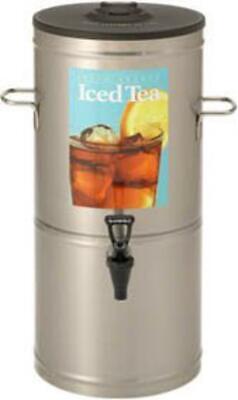 5 Gallon Tea Dispenser Compares To Bloomfield 8802 Bunn Tds-5 - 1234