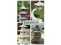 Concrete Japanese Ornaments
