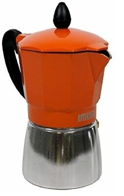 6 Cups Imusa stove top Aluminium Espresso Coffee Maker cafetera cappuccino cuban