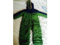 ted baker snowsuits 6-9 month and 18-24 month