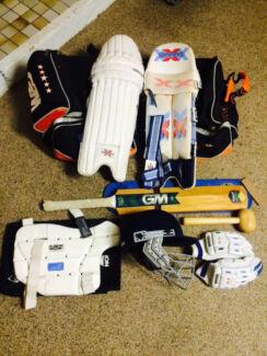 Bag of Cricket Gear Travancore Moonee Valley Preview