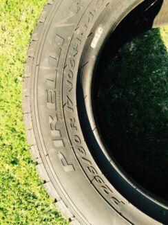 Pirelli tyre $ make a offer Alexandria Inner Sydney Preview